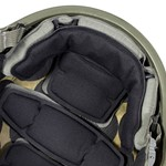 EPIC Air™ Combat Helmet Liner System Installed Closeup thumbnail
