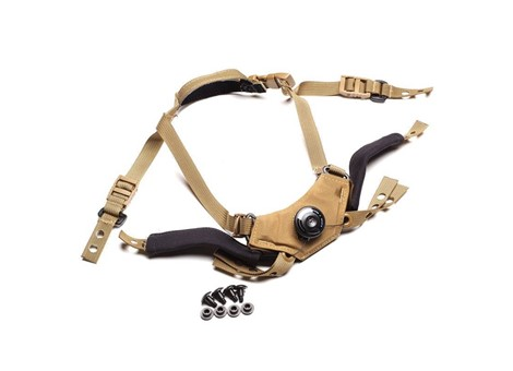 CAM FIT Retention System Coyote Brown