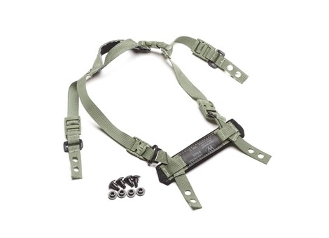 CAM FIT H-Back Retention Foliage Green