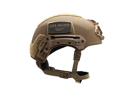 Coyote Brown EXFIL Ballistic 2.0 Side
