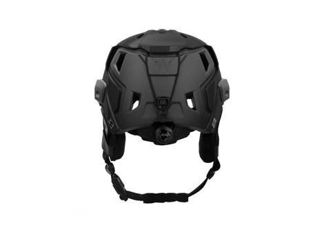 Black/Gray M-216 Backcountry Ski SAR Rear