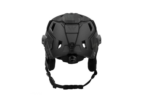 MultiCam Black/Gray M-216 Backcountry Ski SAR Rear