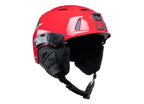 m 216 ski search rescue helmet mount lights and cameras team