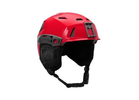 Red/Gray M-216 Backcountry Ski SAR Angle