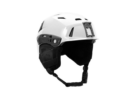 White/Gray M-216 Backcountry Ski SAR Angle