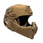 EXFIL All-Terrain Mandible Installed Coyote Brown thumbnail