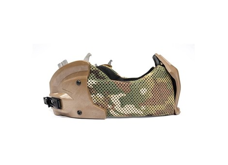 EXFIL All-Terrain Mandible MultiCam Right Side