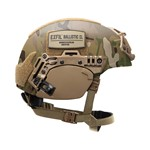 EXFIL® Ballistic Ear Covers | EXFIL® Ballistic SL | Coyote Brown | Side thumbnail
