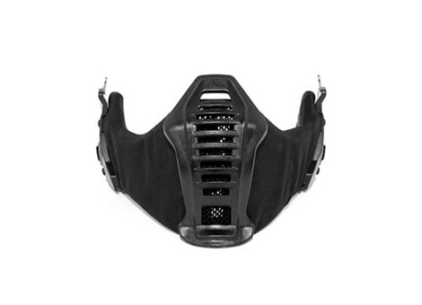 EXFIL Ballistic Mandible All-Terrain Nose Black