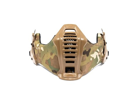 EXFIL Ballistic Mandible MultiCam All-Terrain Nose
