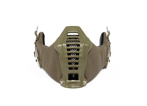 EXFIL Ballistic Mandible All-Terrain Nose Ranger Green