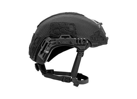 EXFIL® Ballistic / SL Rail 3.0 Helmet Cover Black Side