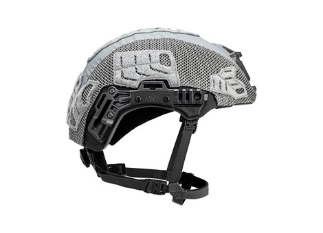 EXFIL® Ballistic / SL Rail 3.0 Helmet Cover Wolf Gray Side