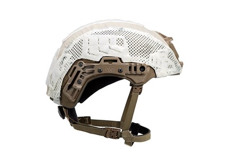 EXFIL® Ballistic / SL Rail 3.0 Helmet Cover MultiCam Alpine Side