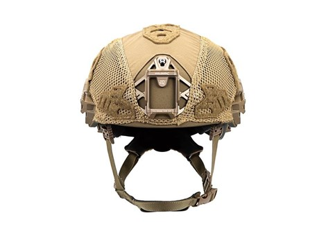 EXFIL® Ballistic / SL Rail 3.0 Helmet Cover Coyote Brown Front