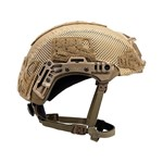 EXFIL® Ballistic / SL Rail 3.0 Helmet Cover Coyote Brown Side thumbnail