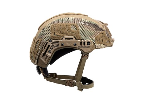 EXFIL® Ballistic / SL Rail 3.0 Helmet Cover MultiCam Side