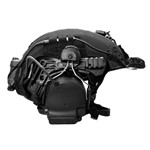 EXFIL Helmet Cover Accessory Cables Routed Side thumbnail