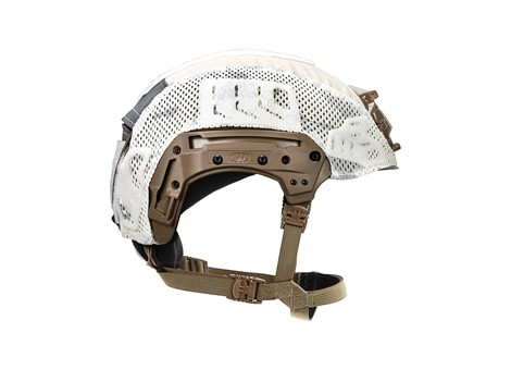 EXFIL LTP Rail 2.0 Helmet Cover MultiCam Alpine Side