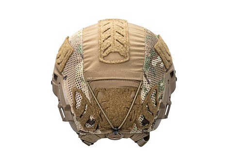EXFIL LTP Rail 2.0 Helmet Cover MultiCam Rear