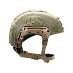 EXFIL® LTP Rail 2.0 Helmet Cover | Ranger Green | Side thumbnail