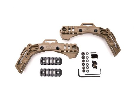 Coyote Brown EXFIL Ballsitic Rail 3.0 Retrofit Kit