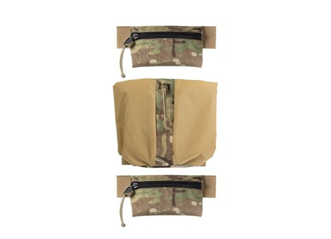 MultiCam Helmet Transit Pack Included Interior Pouches