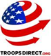 Troops Direct Logo